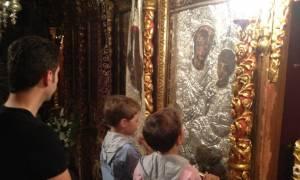 Ανατριχίλα! Θαύμα της Παναγίας στη Λέρο - Αγοράκι νίκησε τον καρκίνο με τη βοήθεια της Μεγαλόχαρης