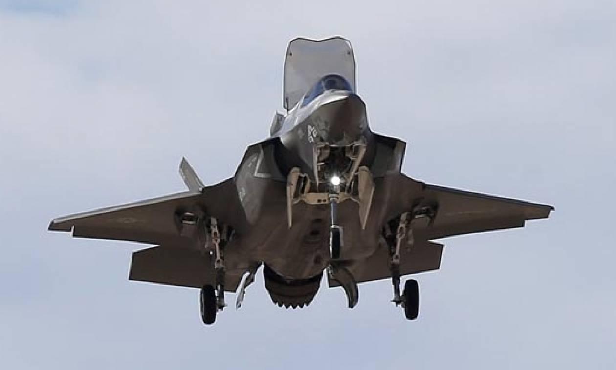 Συνετρίβη μαχητικό αεροσκάφος – Νεκρός ο πιλότος