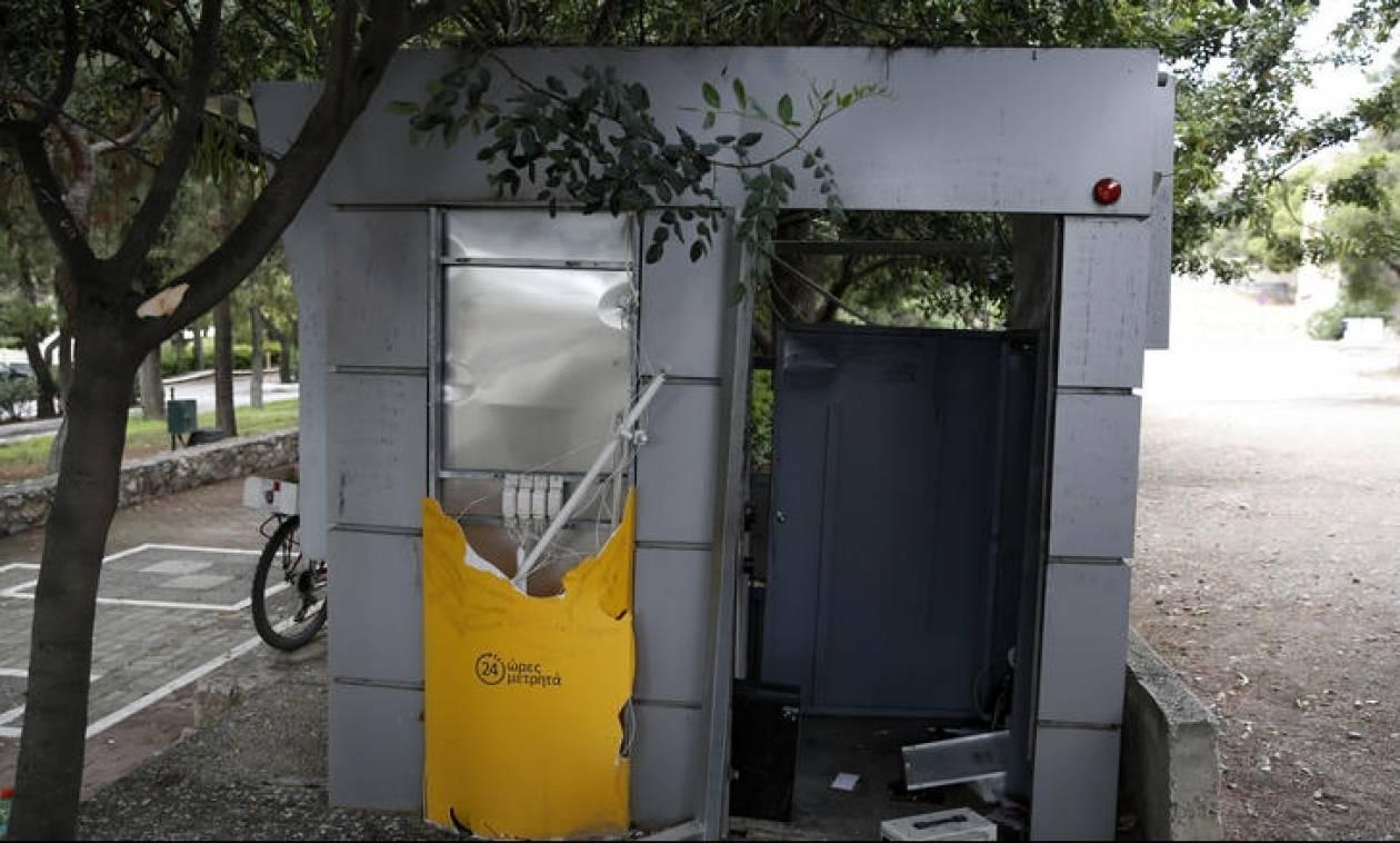 Δρομοκαΐτειο: Άγνωστοι ανατίναξαν μηχάνημα ΑΤΜ