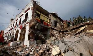 Μεξικό: Τουλάχιστον 90 οι νεκροί από τα φονικά 8,2 Ρίχτερ