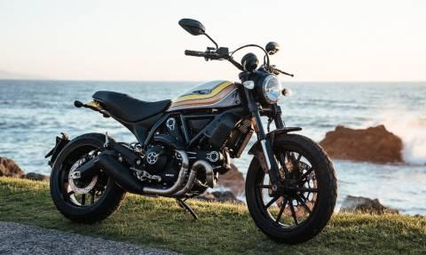 Η νέα μηχανή της Ducati είναι η φαντασίωση κάθε μοτοσυκλετιστή