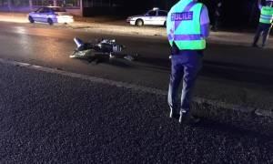Τραγωδία: Νεκρός 27χρονος μετά από σύγκρουση δικύκλων στην εθνική οδό Αντιρρίου-Ιωαννίνων (pics)