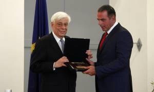 Προκόπης Παυλόπουλος: Δεν υπάρχουν «γκρίζες ζώνες» στο Αιγαίο - Τα σύνορα είναι καθορισμένα