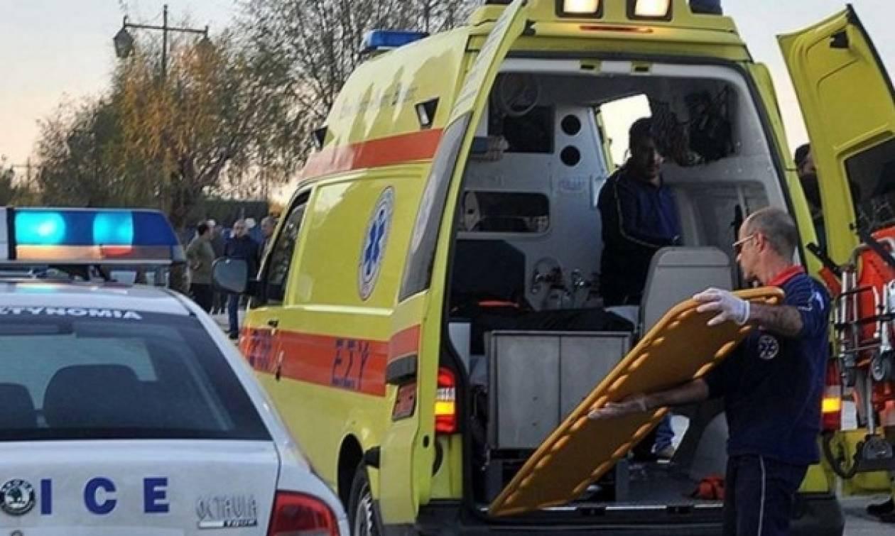 Νέα τραγωδία στην άσφαλτο: Ένας νεκρός και 4 τραυματίες σε μετωπική σύγκρουση (vid)