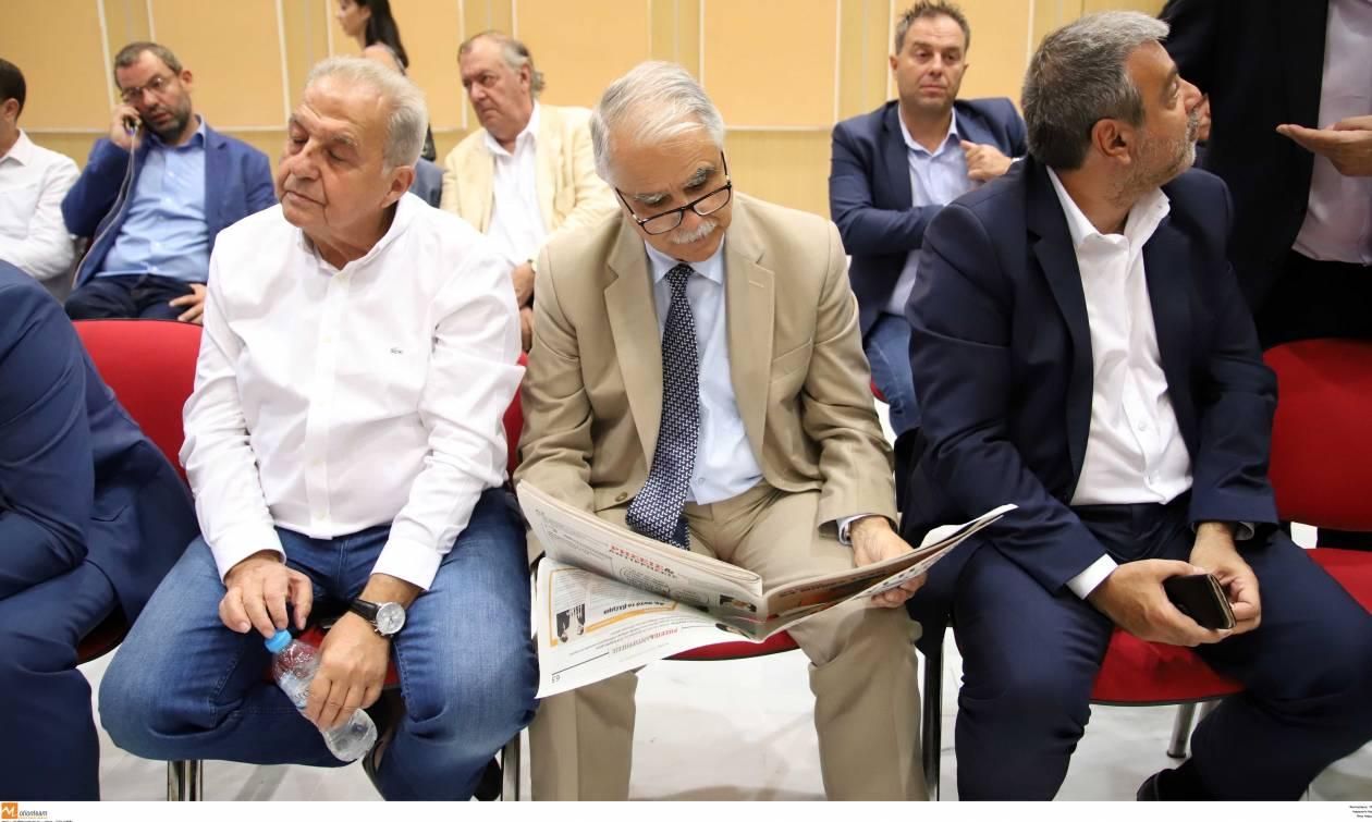 ΔΕΘ 2017: Υπουργοί αποκοιμήθηκαν στη συνέντευξη Τύπου του Αλέξη Τσίπρα (pics)