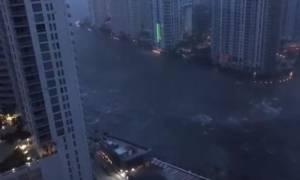 Live - Ίρμα: Ο καταστροφικός κυκλώνας «πνίγει» τη Φλόριντα - Τρεις νεκροί