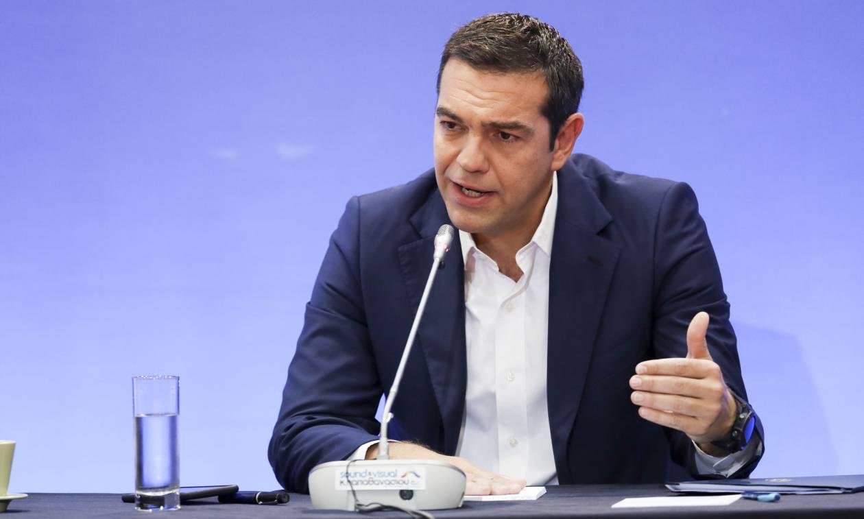 ΔΕΘ 2017: Οι θολές υποσχέσεις Τσίπρα και το ενδεχόμενο δημοψηφίσματος