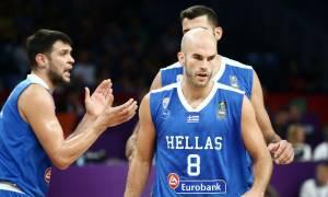 Ευρωμπάσκετ 2017: Κορυφαίος πασέρ της Εθνικής ο Καλάθης!