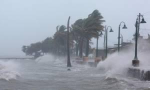 Ανατριχίλα: Ο τυφώνας Ίρμα καταπίνει τα πάντα!