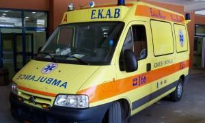 Κρήτη: Νέο σοβαρό τροχαίο με δυο τραυματίες