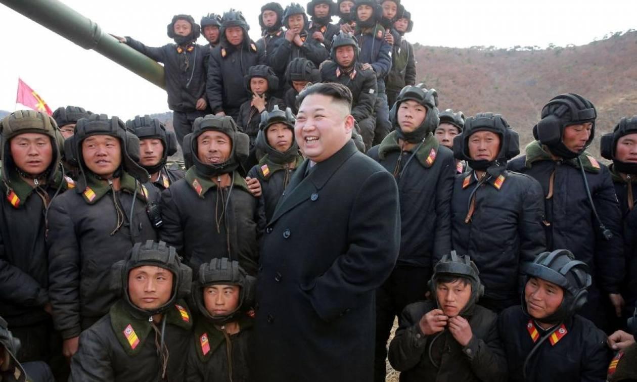 Νέες απειλές από τη Βόρεια Κορέα: Θα προκαλέσουμε στις ΗΠΑ τον μεγαλύτερο πόνο