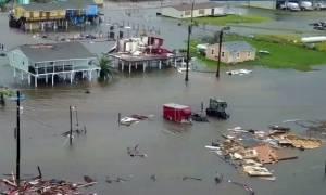 Κυκλώνας Χάρβεϊ: Οι ζημιές αγγίζουν τα 30 δισ. δολάρια