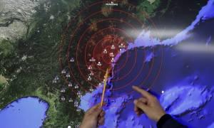 Κίνα: Δεν υπάρχουν περιβαλλοντολογικές επιπτώσεις από την πυρηνική δοκιμή της Πιονγιάνγκ