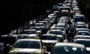 Κυκλοφοριακό χάος στην Αθήνα - Ποιοι δρόμοι είναι απροσπέλαστοι