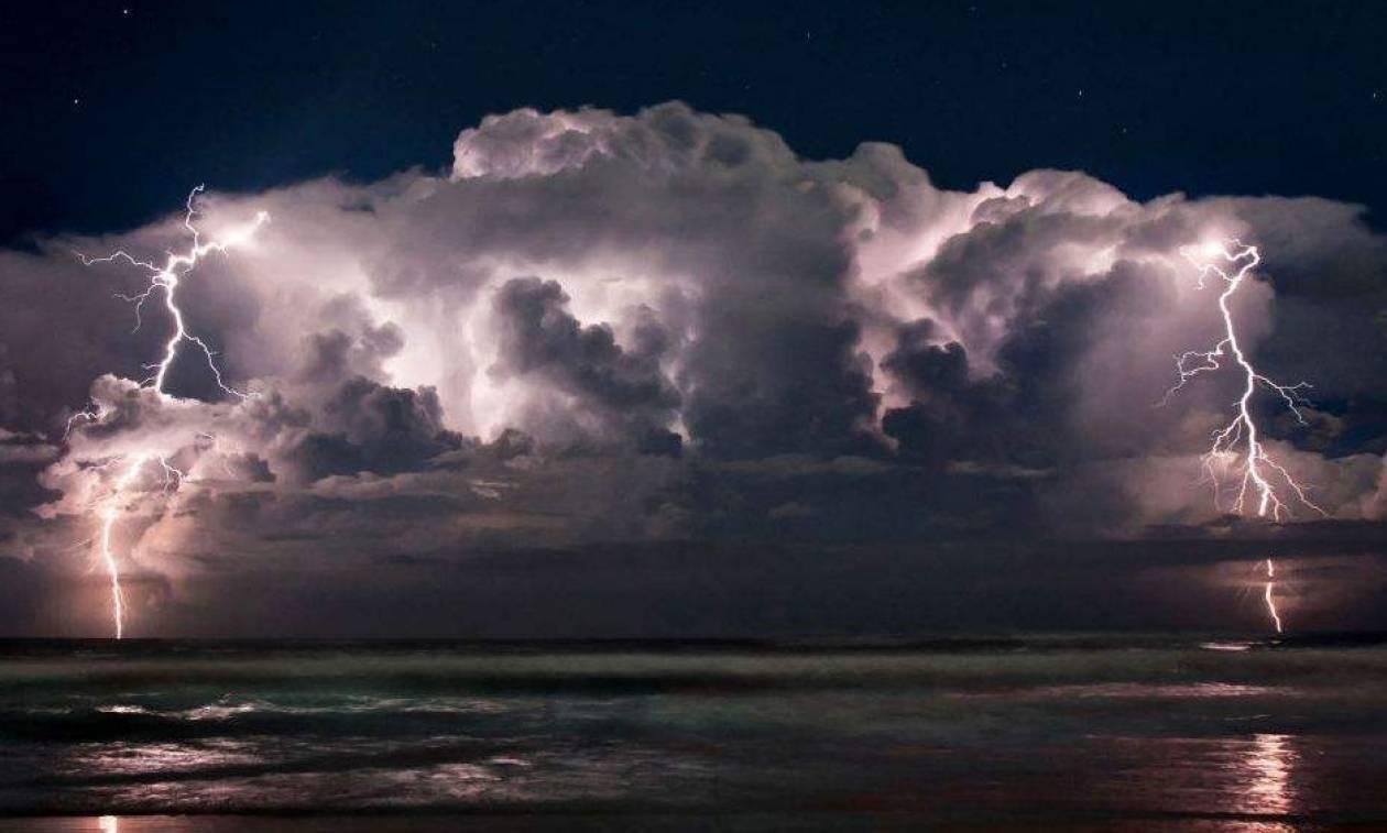 Καιρός: «Βόμβα» Καλλιάνου για ισχυρές καταιγίδες τις επόμενες ώρες