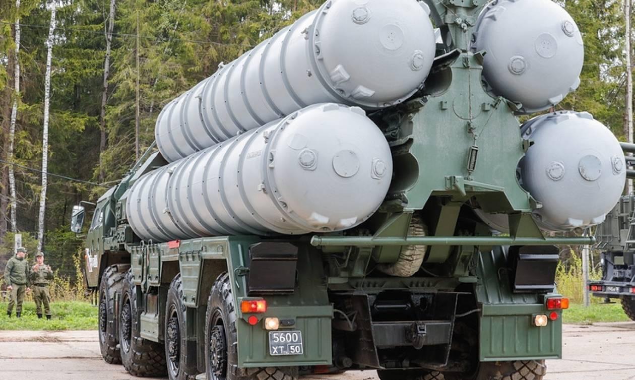 Турция внесла России задаток за зенитные ракетные системы С-400