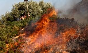 Φωτιά ΤΩΡΑ: Τρεις μεγάλες πυρκαγιές σε εξέλιξη - Ποιες περιοχές κινδυνεύουν
