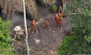 Σοκ στη Βραζιλία - Σφαγιάστηκε αμόλυντη φυλή στον Αμαζόνιο (photos)