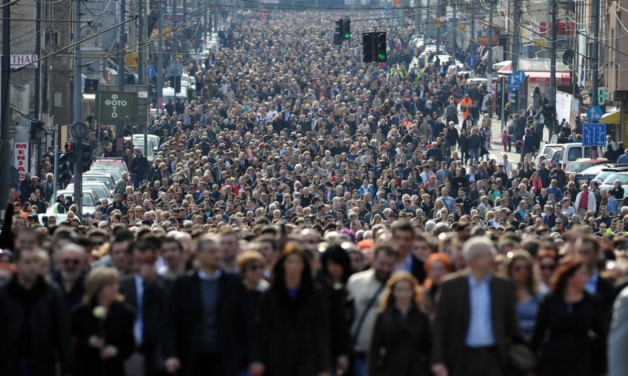 Δέκα εκατ. άνθρωποι, 11 χιλιάδες χιλιόμετρα: Αυτή είναι η μεγαλύτερη πορεία που έγινε ποτέ στο κόσμο