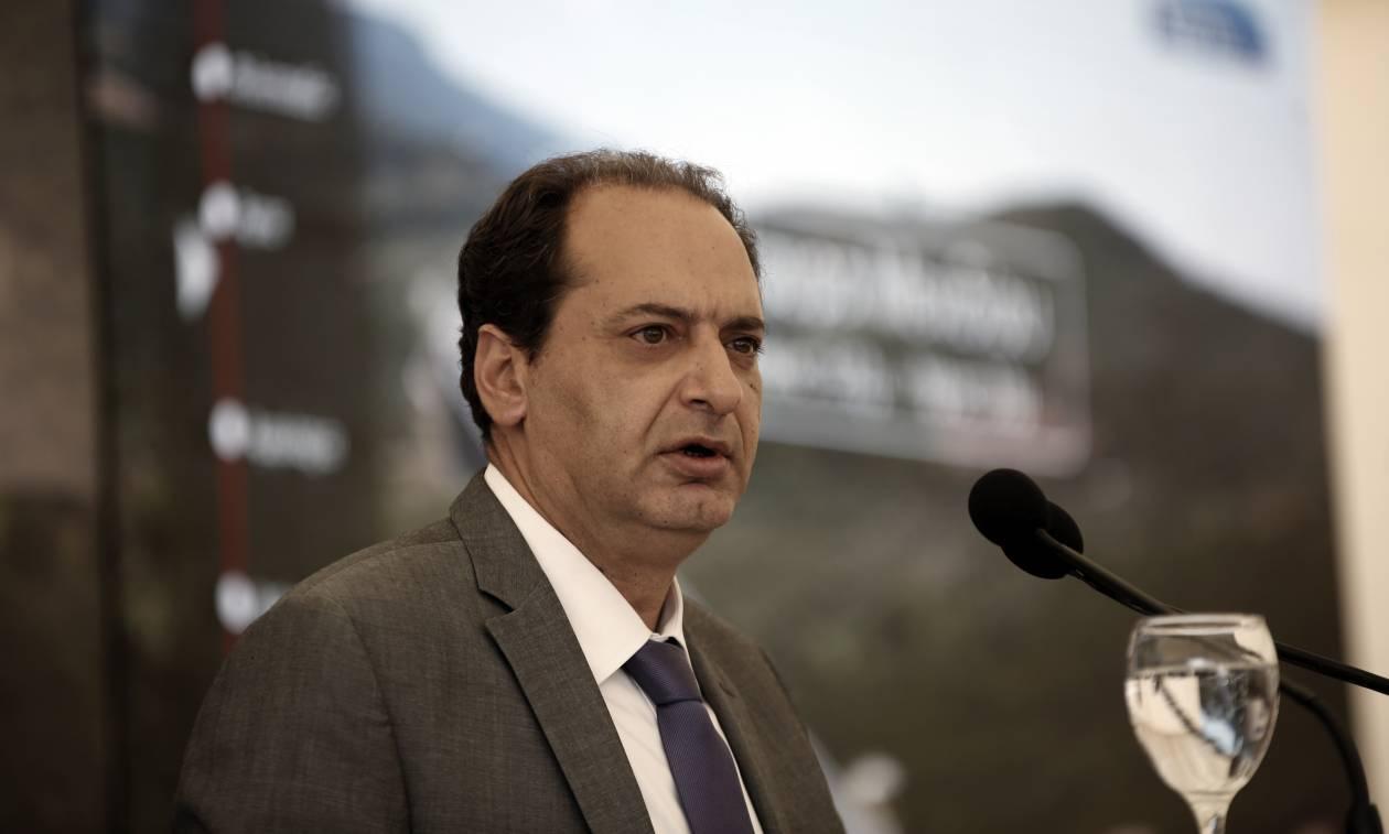 Eldorado Gold - Σπίρτζης: Δεν θα αλλάξουμε την περιβαλλοντική νομοθεσία για μια εταιρεία