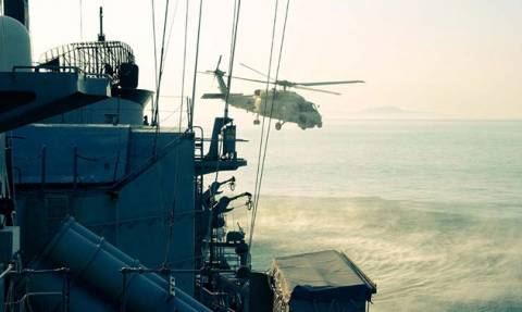 Το Πολεμικό Ναυτικό στη Συμμαχική Ναυτική Δύναμη Standing NΑΤΟ Maritime Group 2 (SNMG2)