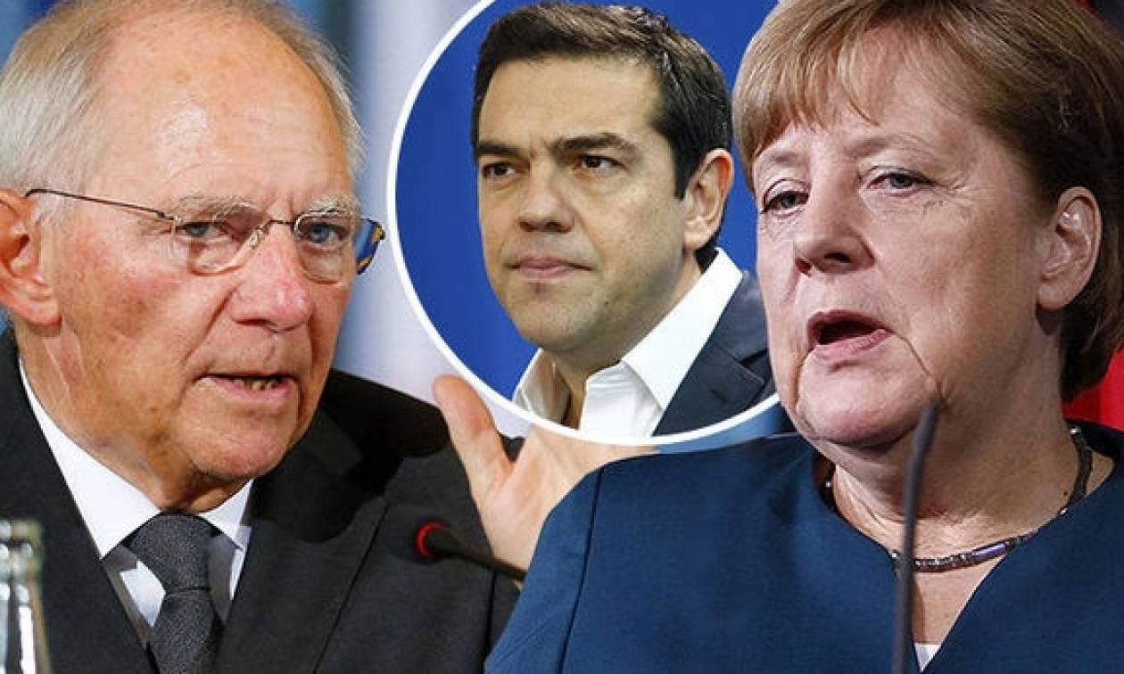 Έτοιμη να «απολύσει» τον Σόιμπλε εξαιτίας της Ελλάδας η Μέρκελ;