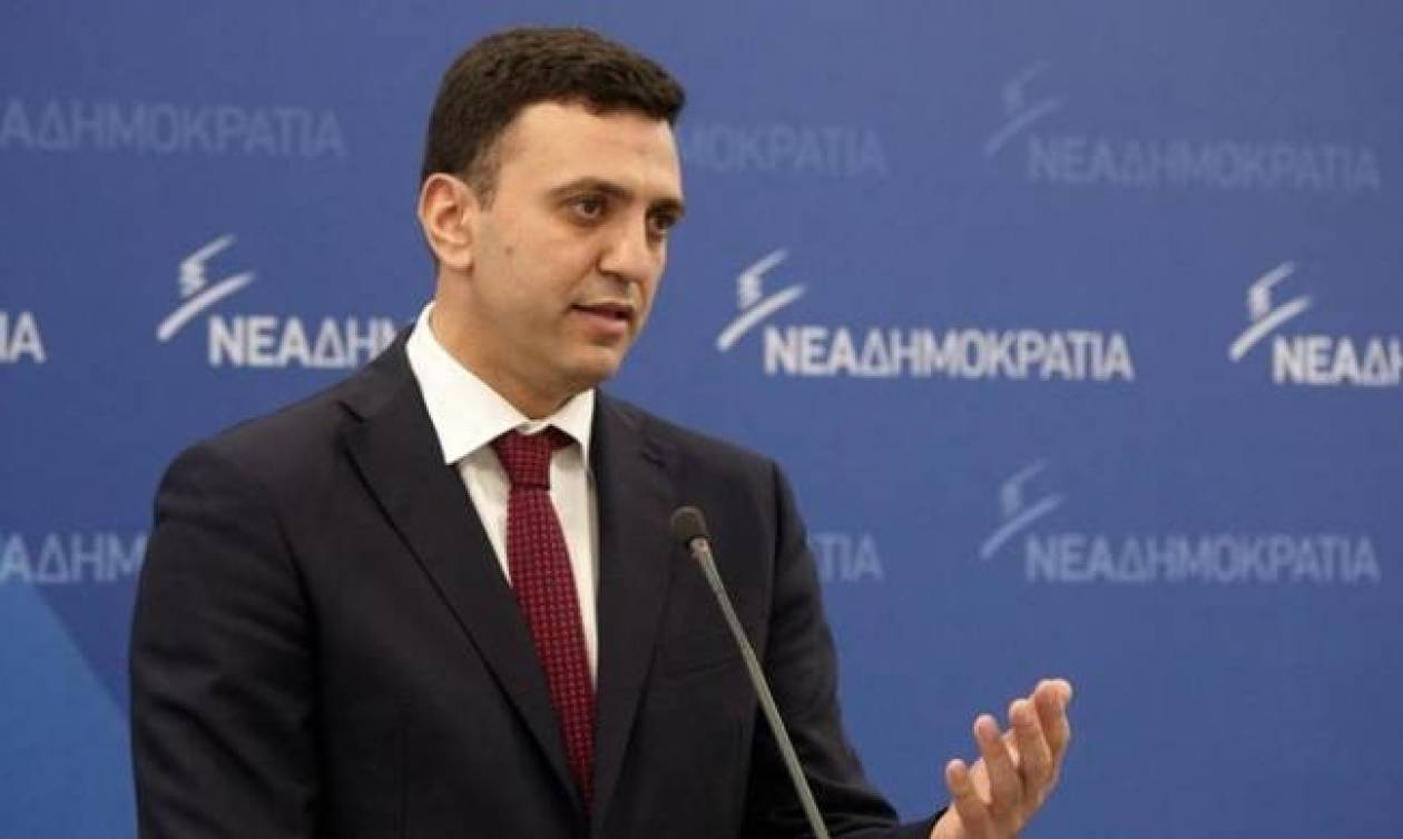 ND spokesman Kikilias attacks Tsipras over Skouries mine