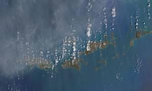 Συγκλονιστικές εικόνες: Νησιά της Καραϊβικής πριν και μετά το πέρασμα του τυφώνα Ίρμα