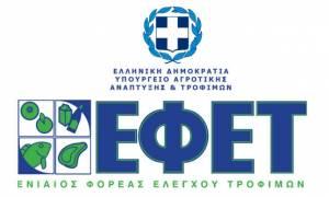 Προσοχή! Ανάκληση προϊόντος από τον ΕΦΕΤ με σαλμονέλα (pic)