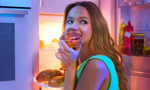Θέλετε να αδυνατίσετε; Δείτε τι δεν πρέπει να τρώτε το βράδυ
