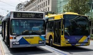 Προσοχή! Στάση εργασίας στα λεωφορεία και τα τρόλεϊ