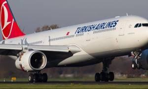 «Ντου» του Ρουβίκωνα στα γραφεία της Turkish Airlines στον Άλιμο