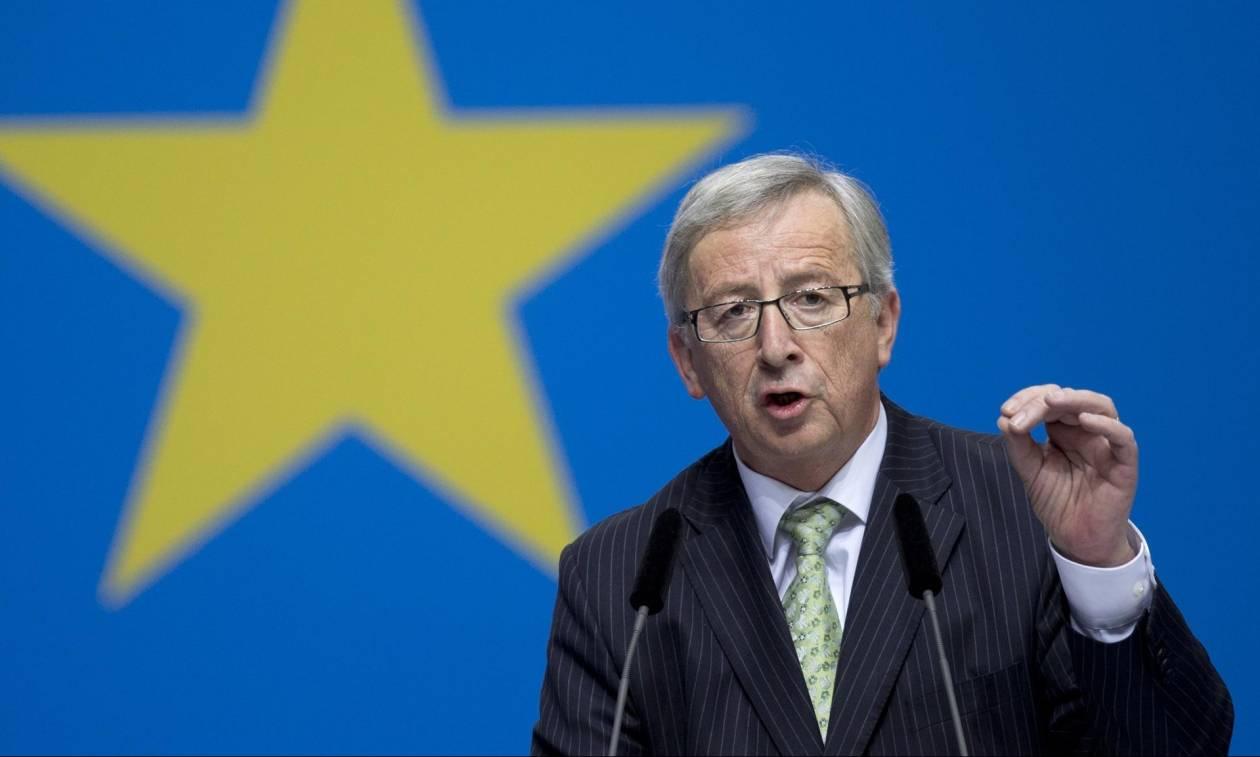 Το όραμα του για τη «νέα» Ευρώπη παρουσιάζει στο Ευρωπαϊκό Κοινοβούλιο ο Ζαν Κλοντ Γιούνκερ