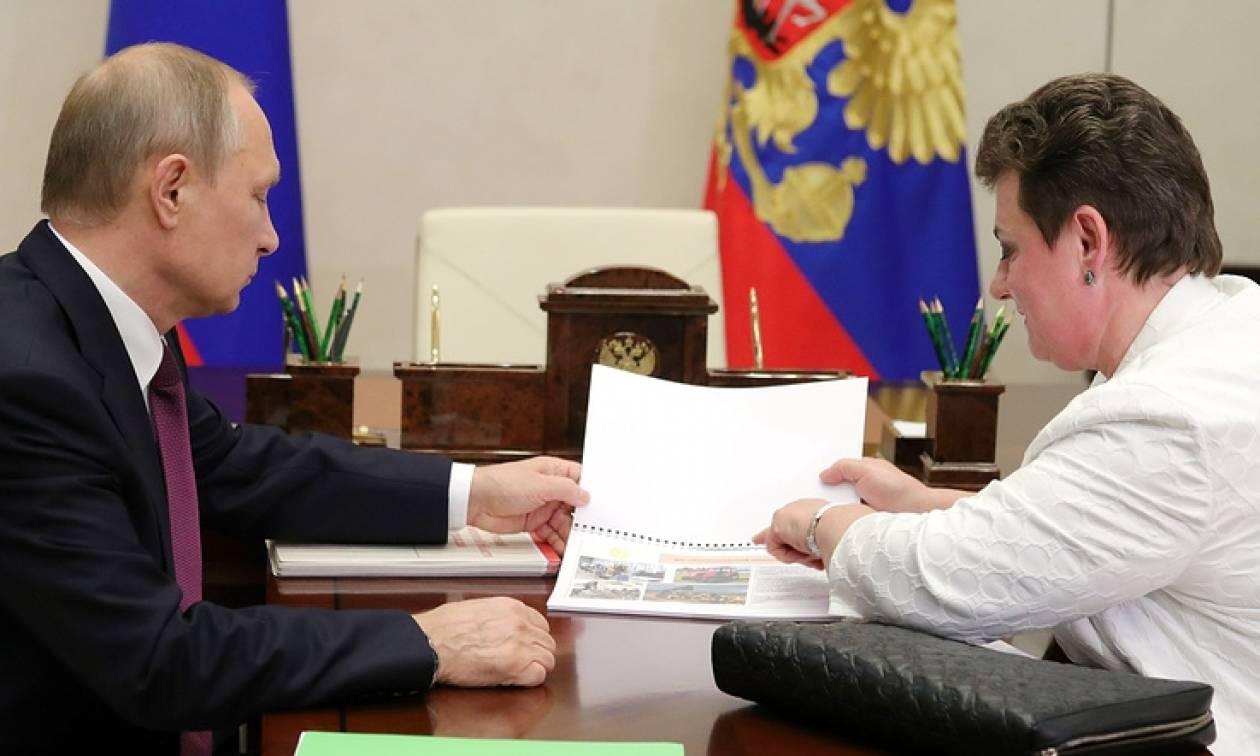 Путин обратил внимание губернатора Владимирской области на жалобы жителей региона
