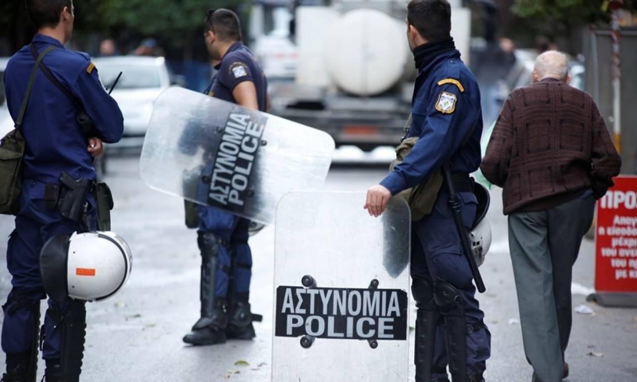 Έτσι θωρακίζεται η Αθήνα από ενδεχόμενη τρομοκρατική επίθεση