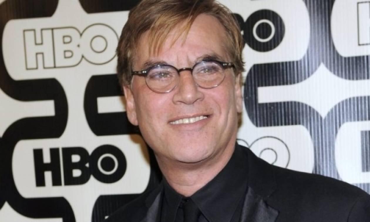 Ο Άαρον Σόρκιν από σεναριογράφος και σκηνοθέτης!