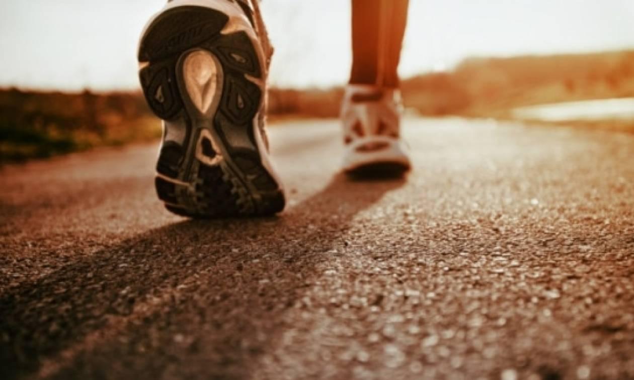 Ο μέσος Έλληνας κάνει 4.350 βήματα λιγότερα από κάθε άλλον Ευρωπαίο!