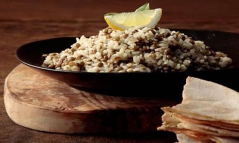Συνταγή για σπιτικό φακόρυζο - Νόστιμο και θρεπτικό