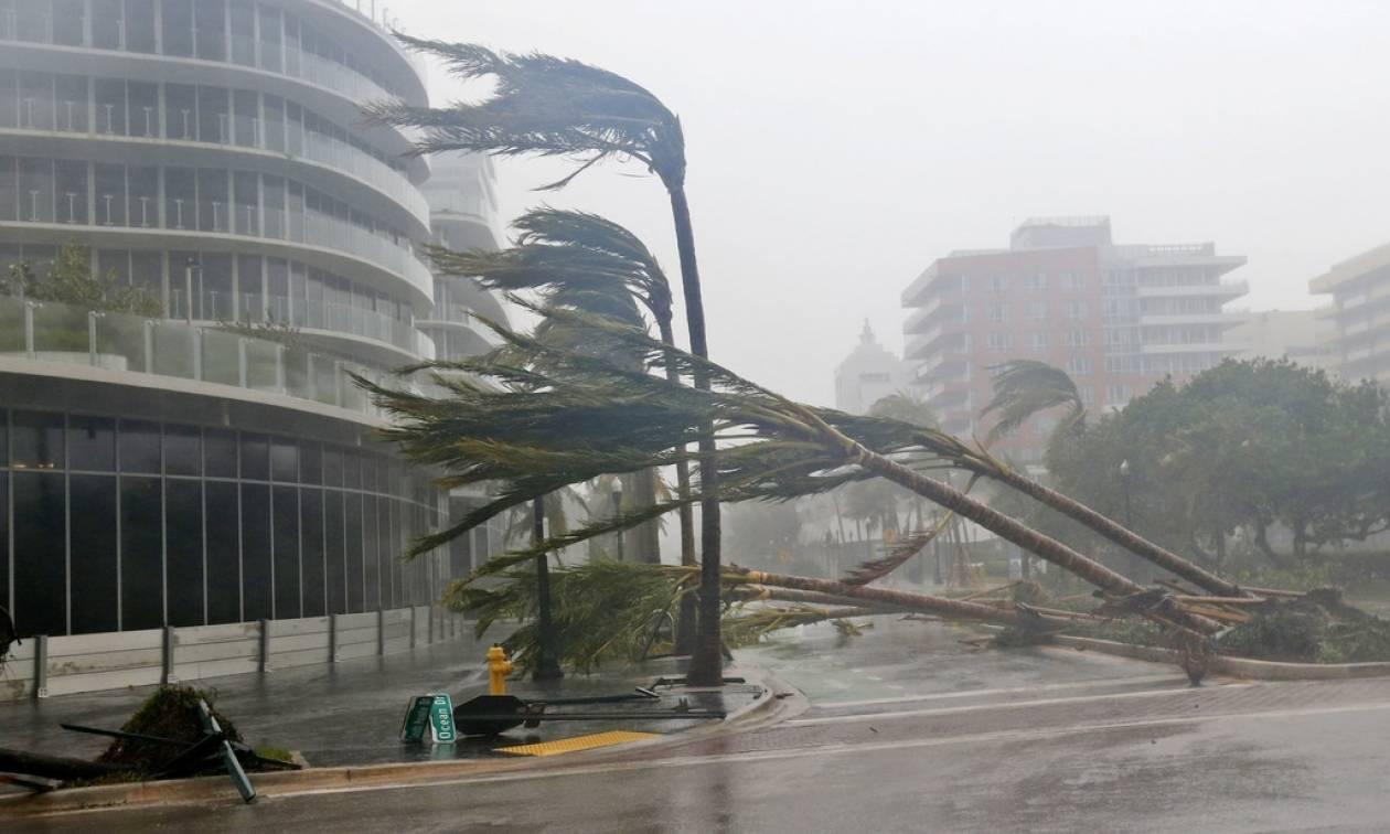 Σοκ! Η απίστευτη ιστορία πίσω από το όνομα του τυφώνα Ίρμα