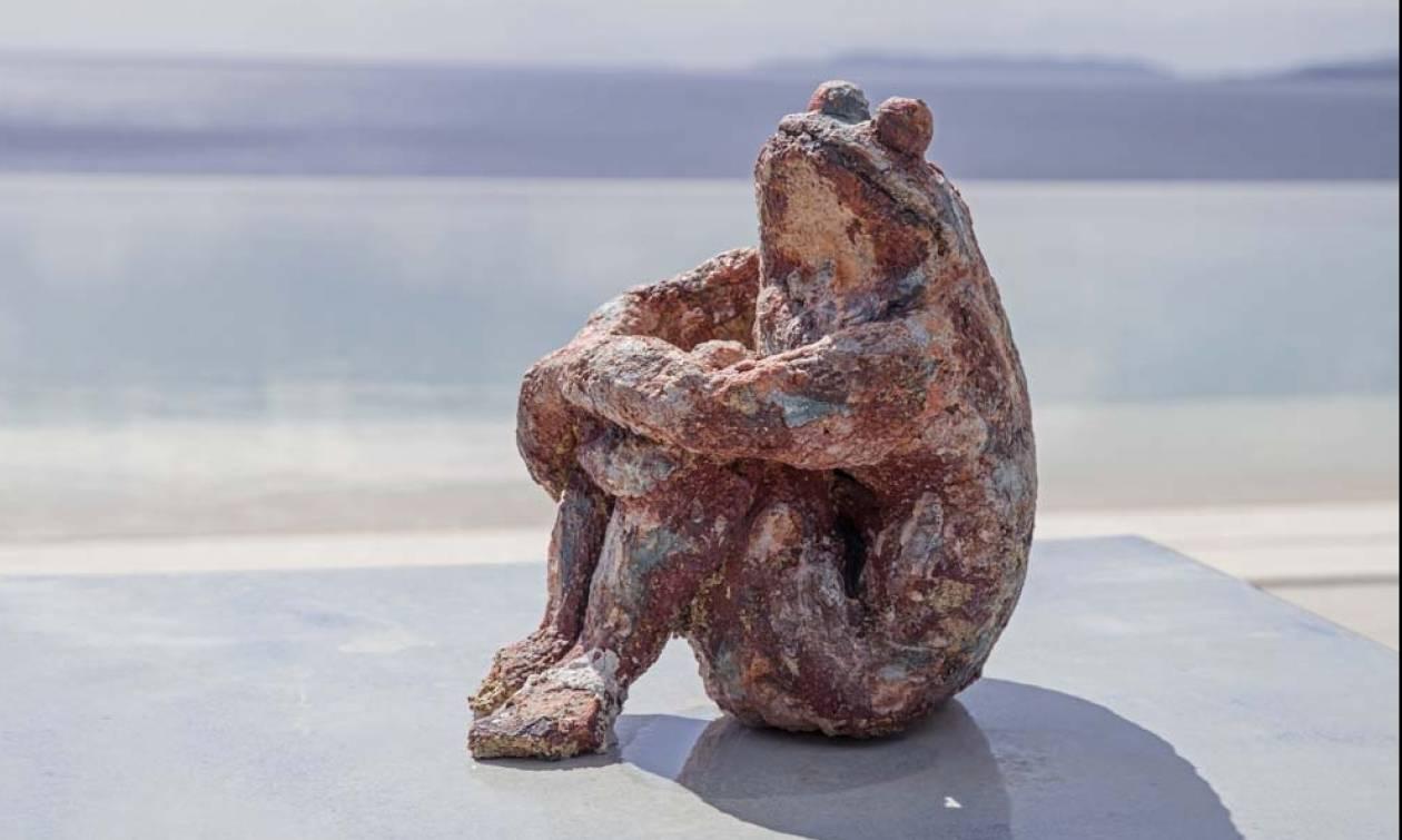 Κεραμική – Γλυπτική 1990-2017: Έκθεση της Μαρίτσας Τραυλού στο Μουσείο Μπενάκη
