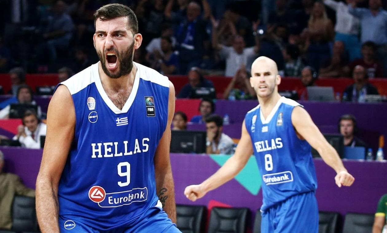 Eurobasket 2017: Ελλάδα - Ρωσία LIVE