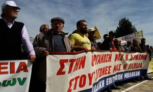 Με κινητοποιήσεις θα υποδεχτούν τον Τσίπρα οι αγρότες της Λάρισας