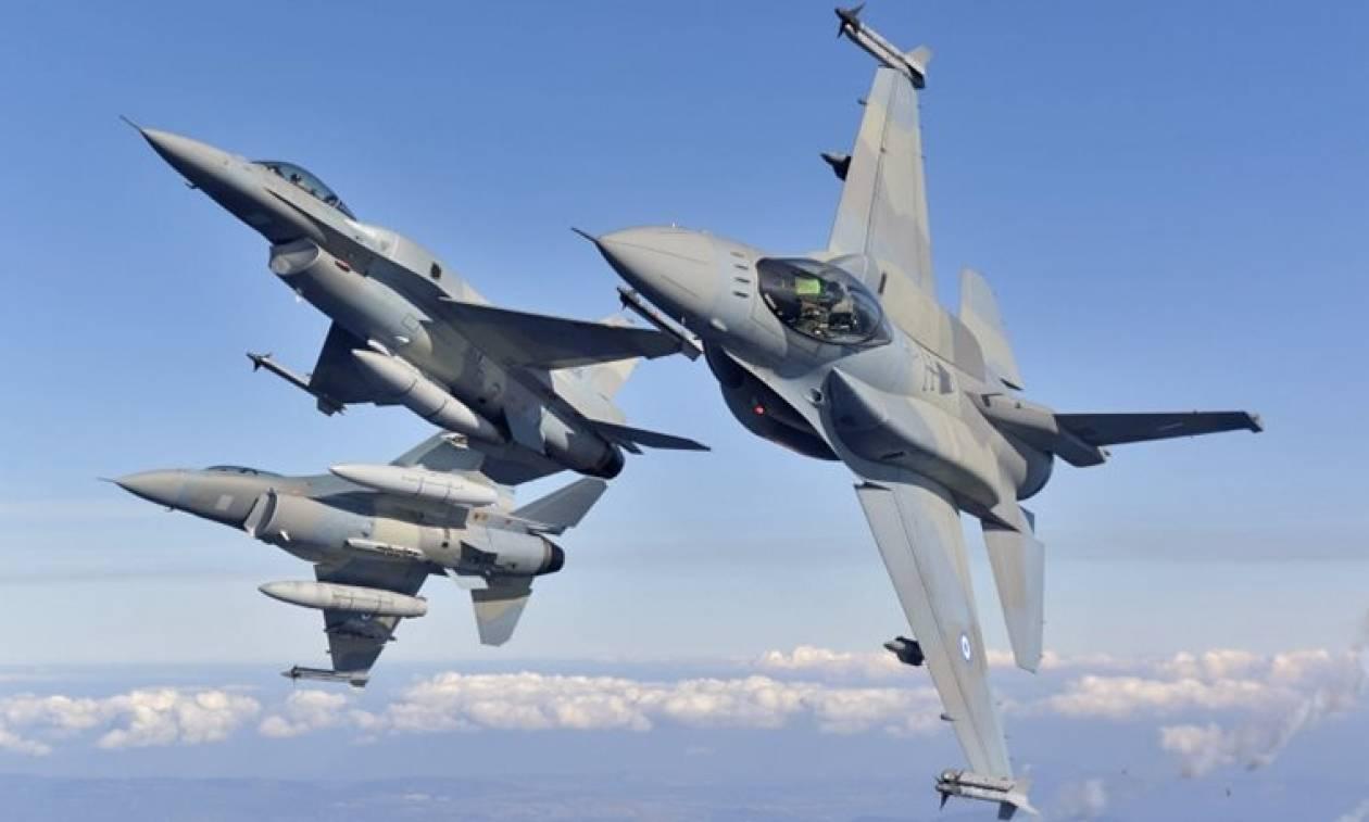 Οπλισμένα τουρκικά μαχητικά μπήκαν στην Ελλάδα: Αερομαχίες με Έλληνες πιλότους