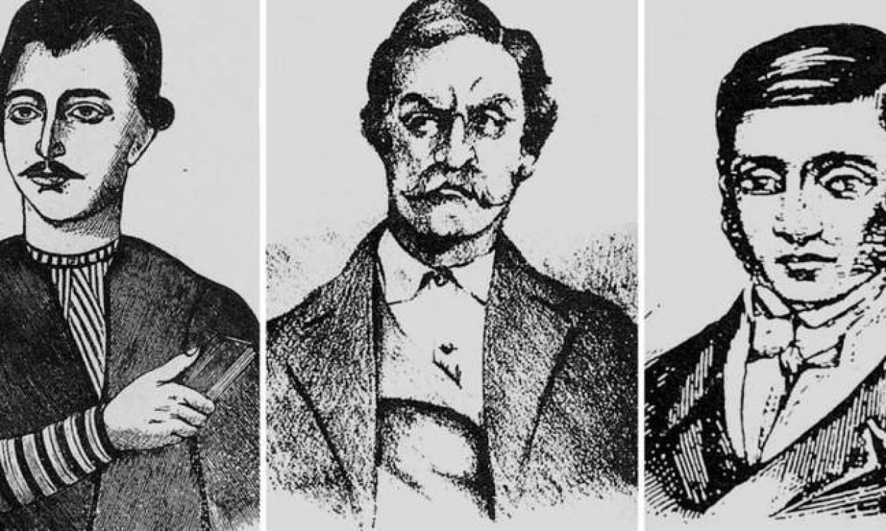 Σαν σήμερα το 1814 ιδρύθηκε η «Φιλική Εταιρεία»