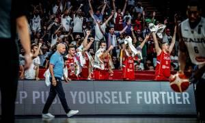 Ιταλία - Σερβία 67-83: Στους «4» με… περίπατο!