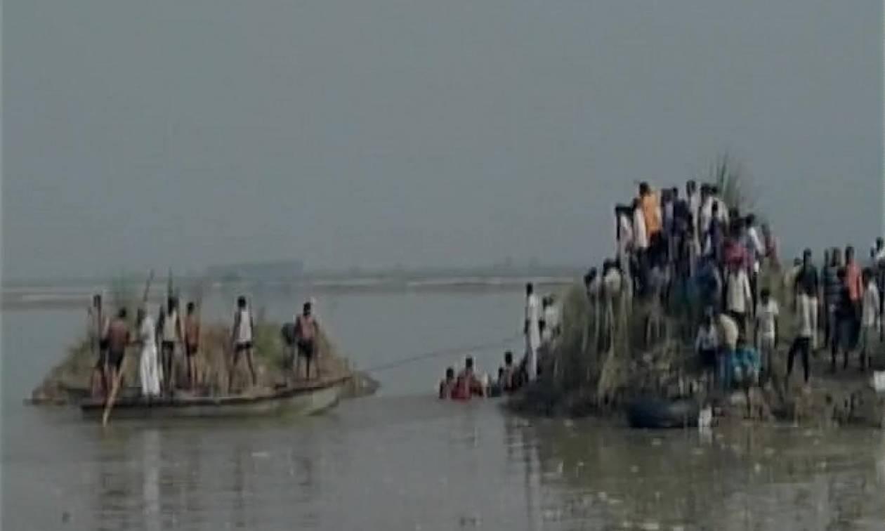 Τραγωδία: Βυθίστηκε υπερφορτωμένο πλοιάριο - Τραγικός θάνατος για 22 επιβάτες - 25 αγνοούνται (Vid)