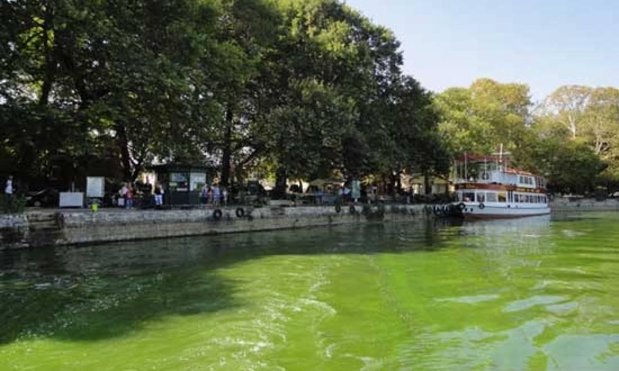 Σοκ: Χάθηκε το 1/4 από τα νερά της Παμβώτιδας