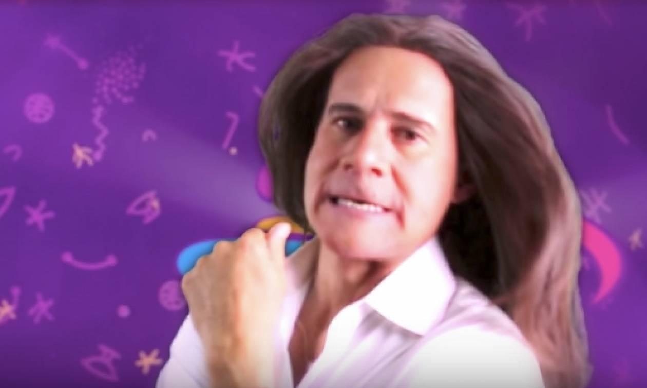Θα κλάψετε από τα γέλια: Ο Μητσικώστας μιμείται Ιωάννου-Χατζηγεωργίου! (video)