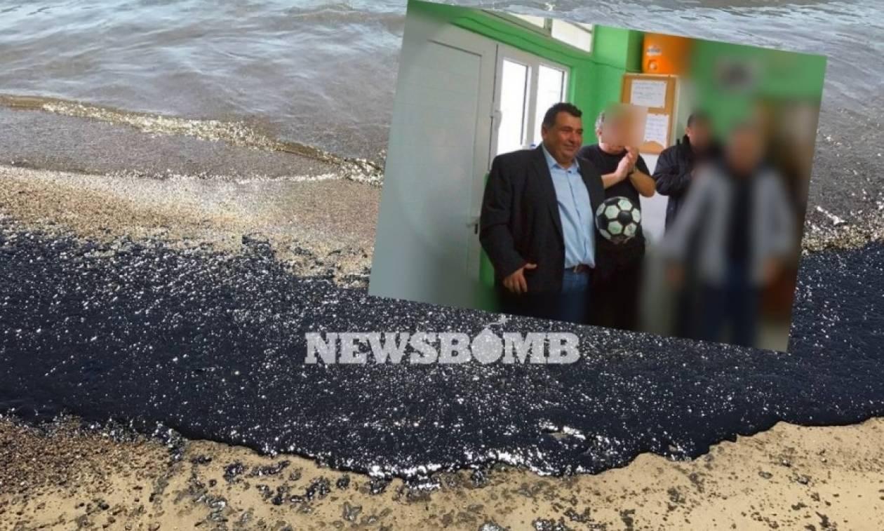 Μόλυνση Σαρωνικός: Αυτός είναι ο πλοιοκτήτης της περιβαλλοντικής καταστροφής