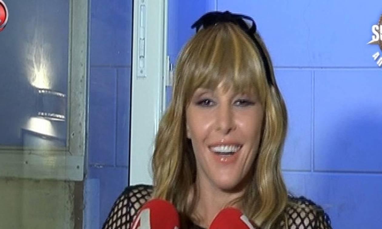 Εκτός X Factor η Τάμτα – Τι είπε η ίδια